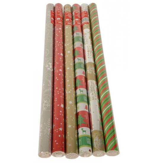 Kado Inpakken Folie Kerstmis Bij Kerst Artikelennl